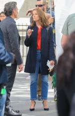 Reese Witherspoon Filming