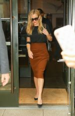 Reese Witherspoon In NYC while promoting the second season of