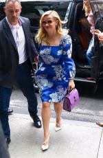 Reese Witherspoon Out in NYC