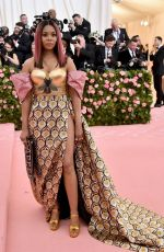 Regina Hall At The 2019 Met Gala Celebrating Camp: Notes on Fashion at Metropolitan Museum of Art in New York City