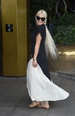 Rita Ora At JW Marriott Hotel in Cannes France