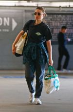Rooney Mara Out in Los Angeles