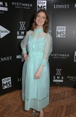 Rose Leslie At SMS Battles Quiz for The MS Society in London