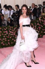 Ruth Wilson At 2019 MET Gala in NYC