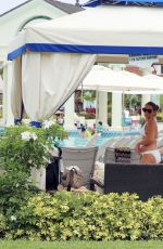 Sam Faiers On Holiday in the Turks and Caicos Island