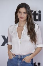 Sara Sampaio At XTI Autumn Collection Presentation in Madrid Spain