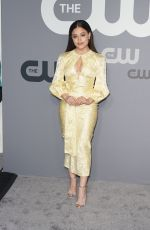 Sarah Jeffery At 2019 CW Network Upfront in New York City