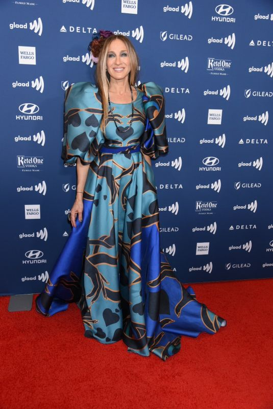 Sarah Jessica Parker At 30th Annual GLAAD Media Awards in New York City