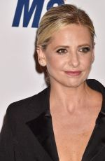 Sarah Michelle Gellar At 26th Annual Race To Erase MS in Beverly Hills