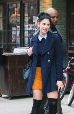 Sarah Silverman Out in New York