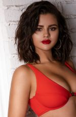 Selena Gomez - Modeling Swimsuits For Krahs Swimwear 2019