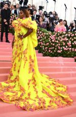Serena Williams At The 2019 Met Gala celebrating Camp: Notes on Fashion in New York City