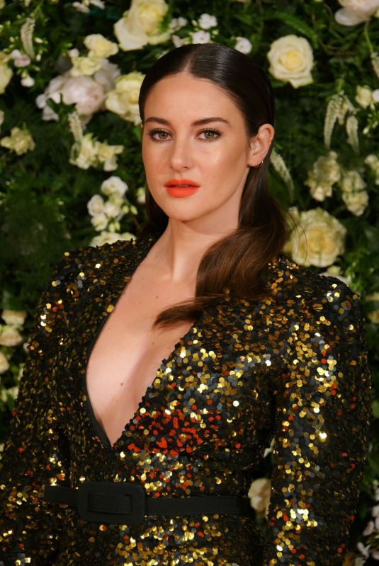 Shailene Woodley At Charles Finch Filmmakers Dinner in Cannes