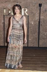 Shailene Woodley At Christian Dior Couture S/S20 Cruise Collection in Marrakech