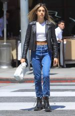 Sistine Stallone Out in Los Angeles