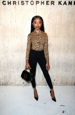Skai Jackson At Christopher Kane Party in Los Angeles