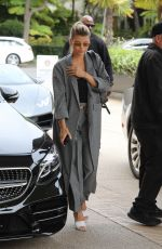Sofia Richie Shopping at Barneys New York in Beverly Hills