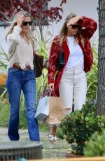 Sofia Richie Shopping at the Malibu Country Mart