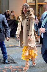 Sofía Vergara At Cast of Modern Family Reunite for ABC Upfronts in New York