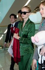 Sophie Turner At Incheon International Airport in South Korea