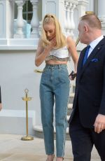 Sophie Turner Heading to the
