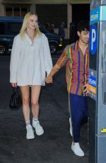 Sophie Turner Out & about in New York
