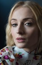 Sophie Turner - The New York Times by Valerie Chiang
