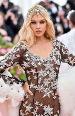 Stella Maxwell At 2019 Met Gala in NYC
