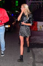 Stella Maxwell Out And About In NYC