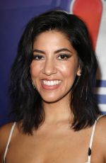 Stephanie Beatriz At NBCUniversal Upfront Presentation in New York
