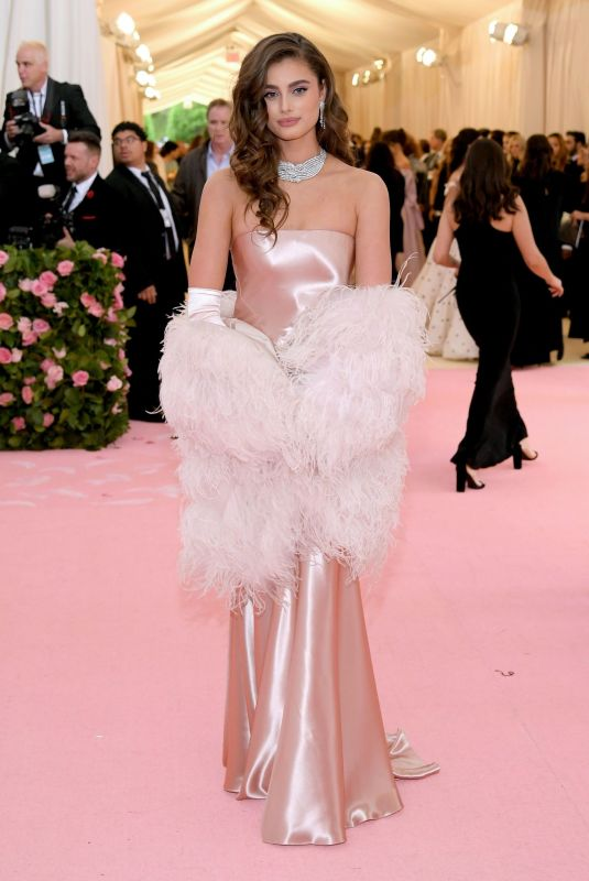 Taylor Hill At 2019 Met Gala in NYC