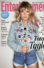 Taylor Swift - Entertainment Weekly, May 2019