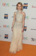 Tessa Hilton At the 26th Annual Race To Erase MS Gala held at The Beverly Hilton Hotel
