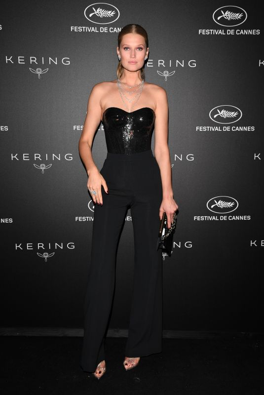 Toni Garrn At Kering Women In Motion Awards - The 72nd Annual Cannes Film Festival, Cannes