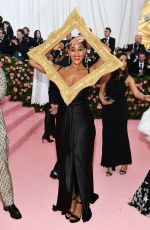 Tracee Ellis Ross At The 2019 Met Gala Celebrating Camp: Notes on Fashion in New York
