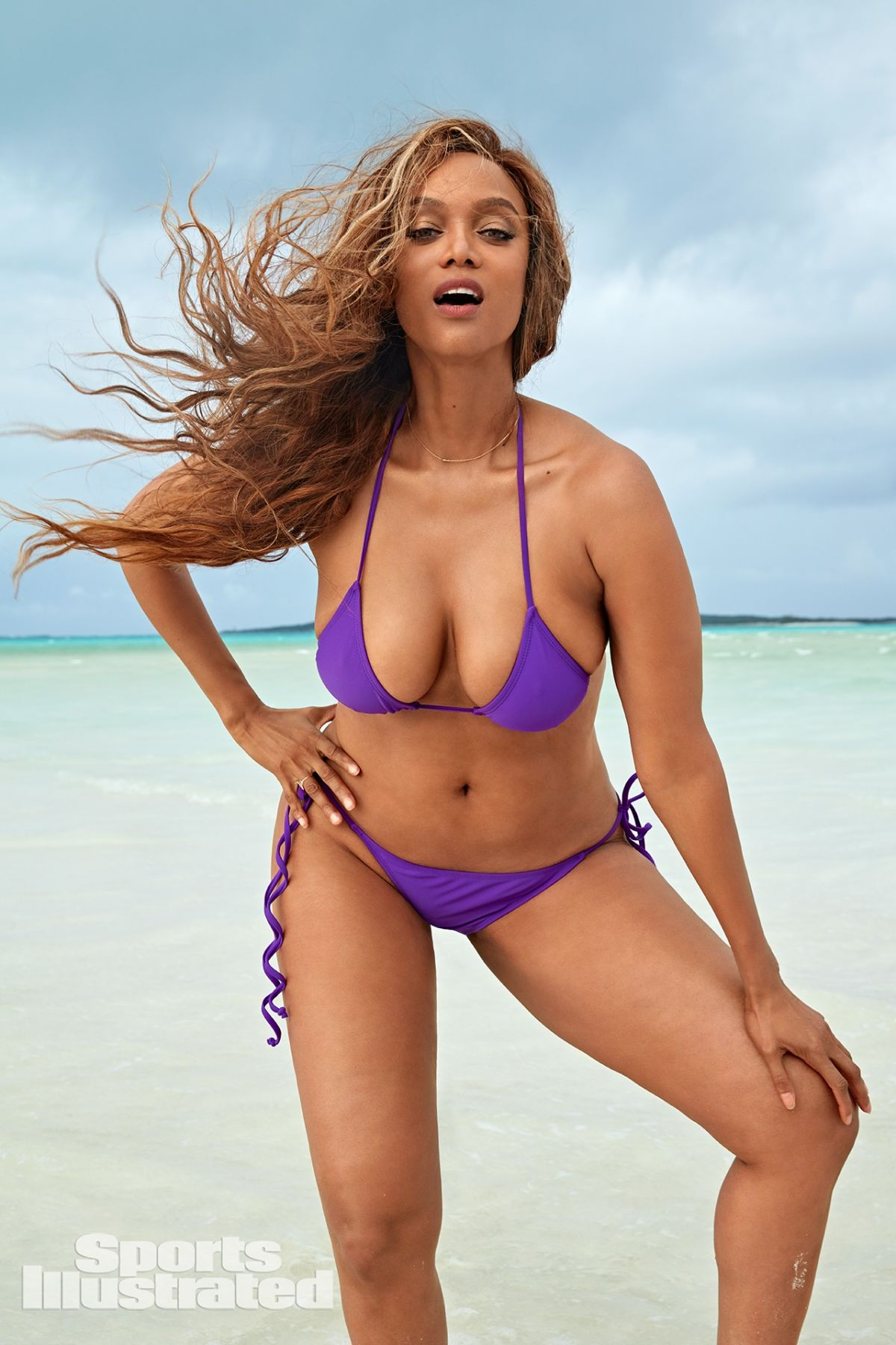 tyra banks sports illustrated new