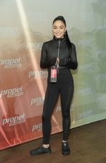 Vanessa Hudgens At launch event for propel vitamin boost in NYC