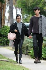 Vanessa Hudgens Out for a walk in LA
