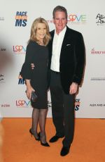 Vanna White At the 26th Annual Race To Erase MS Gala held at The Beverly Hilton Hotel