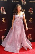 Victoria Konefal At 46th Annual Daytime Emmy Awards, Pasadena Civic Auditorium, Los Angeles