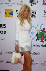 Victoria Silvstedt At Cinemoi Stars United for Good Gala at 72nd Annual Cannes Film Festival