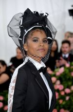 Zazie Beetz At The 2019 Met Gala Celebrating Camp: Notes on Fashion at Metropolitan Museum of Art in New York City