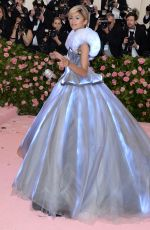 Zendaya Coleman At The 2019 Met Gala Celebrating Camp: Notes on Fashion in NYC