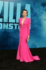 Zhang Ziyi At Premiere of