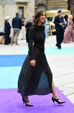 Alexa Chung At Royal Academy of Arts Summer Exhibition Party 2019 in London