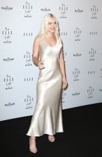Alice Chater At ELLE List VIP Party at The Petersham restaurant in London