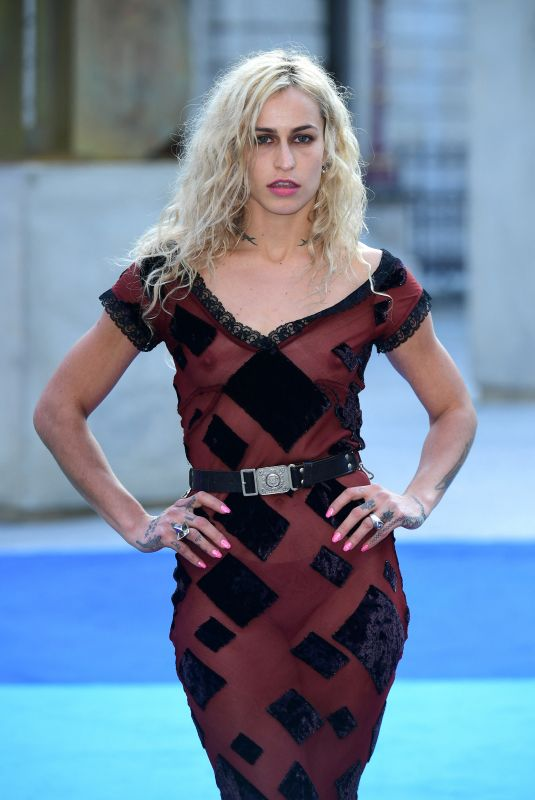 Alice Dellal Attending the Royal Academy of Arts Summer Exhibition Preview Party held at Burlington House, London
