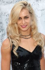 Alice Dellal Attends the Serpentine Gallery Summer Party at Hyde Park in London