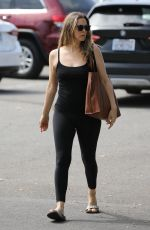Alicia Silverstone Out in Los Angeles