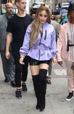 Ally Brooke Out in New York City